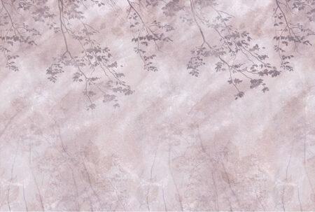 Designer Fototapeten Scolorito Verde Beispiel rosa | fototapete natur