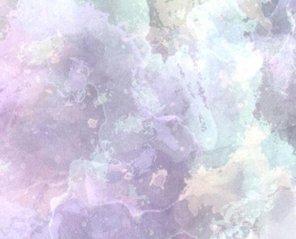 Kaufen Fototapeten Soapbubbles Stardust Beispiel violett | 3d tapete