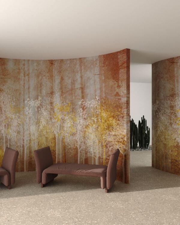 Design Fototapeten Sylvicult Forest | fototapete natur