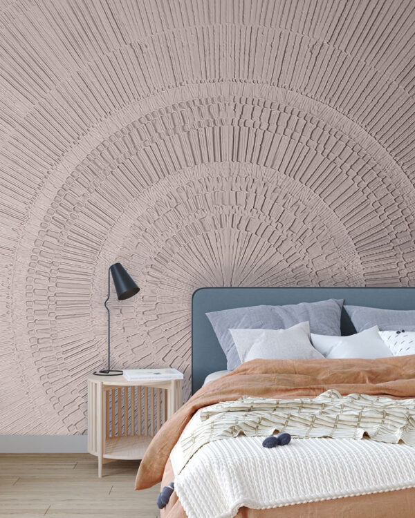 Designer Fototapeten Сerchio Sand | 3d tapete