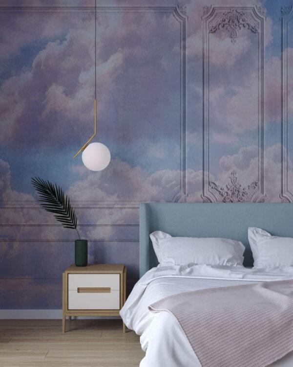 Kaufen Designer Fototapeten Venice Lungs Clouds | 3d tapete schlafzimmer