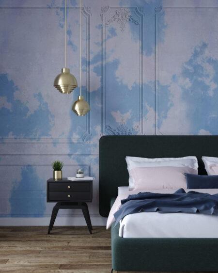 Kaufen Designer Fototapeten Venice Blue clouds | 3d tapeten