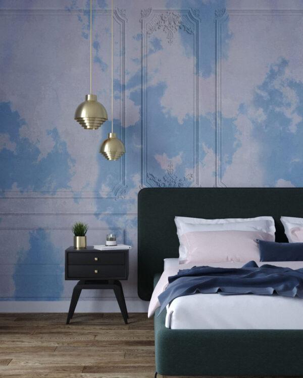 Kaufen Designer Fototapeten Venice Blue clouds   3d tapeten