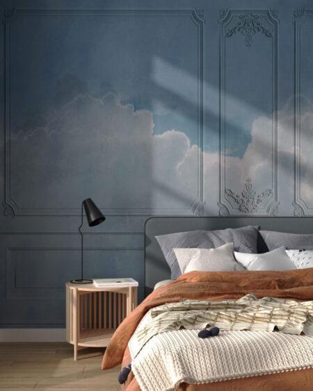Original Designer Fototapeten Venice Clouds | 3d tapete