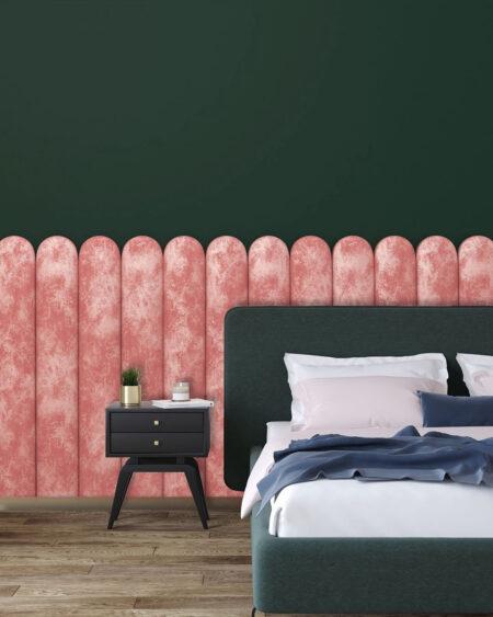 Kaufen Designer Fototapeten Equalizer Pink Horizontal   3d tapete