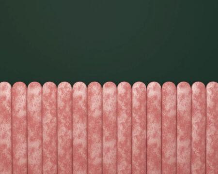 Kaufen Designer Fototapeten Equalizer Pink Horizontal Beispiel grüner Hintergrund   3d tapete