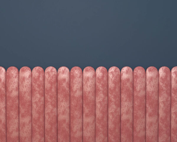 Kaufen Designer Fototapeten Equalizer Pink Horizontal Beispiel Blauer Hintergrund | 3d tapete