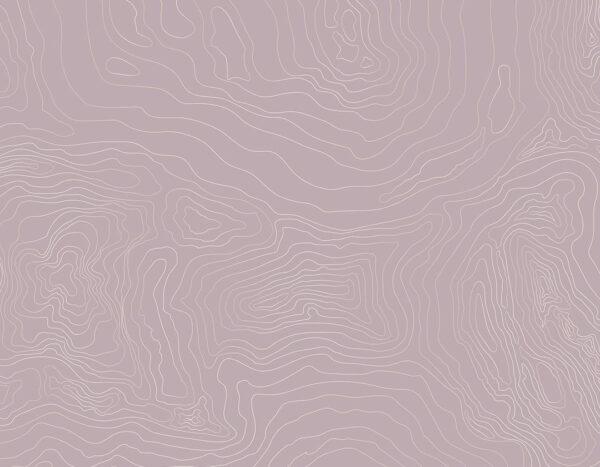 Kaufen Fototapeten Linear Dusty Beispiel lila | 3d tapeten