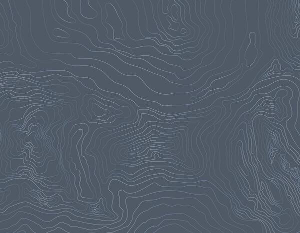 Kaufen Fototapeten Linear Dusty Beispiel dunkles Azurblau | 3d tapeten