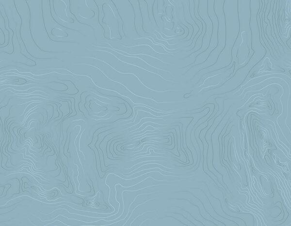 Kaufen Fototapeten Linear Dusty Beispiel Blau | 3d tapeten