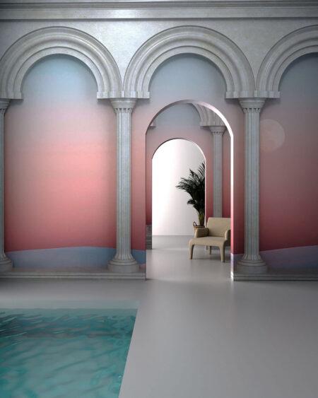 Designer Fototapeten Greece | 3d tapeten