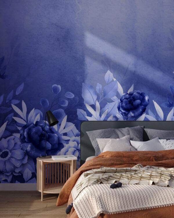 Design Fototapeten Blues & Lavender | fototapete natur