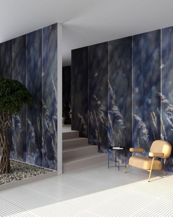 Design Fototapeten Clarity Dark | fototapete natur