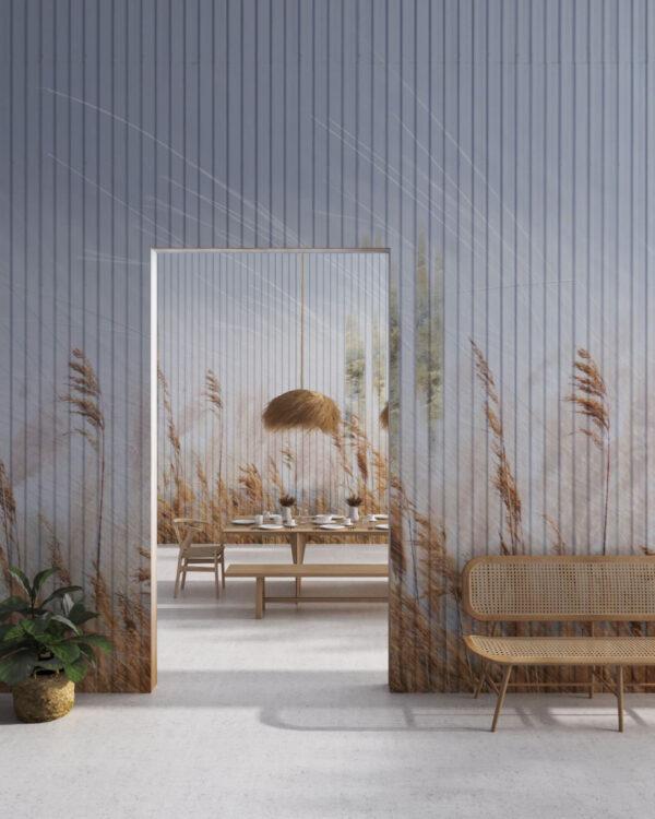 Design Fototapeten Clarity Gold | fototapete natur