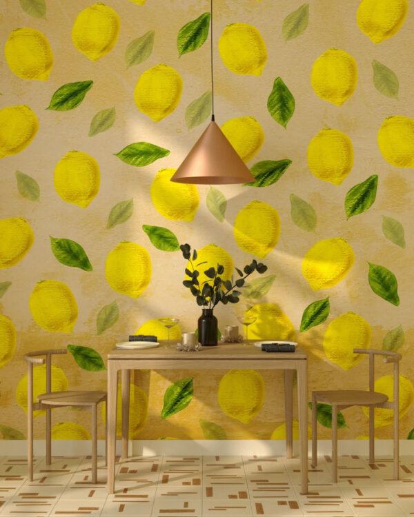 Fototapeten Lemons | fototapete natur