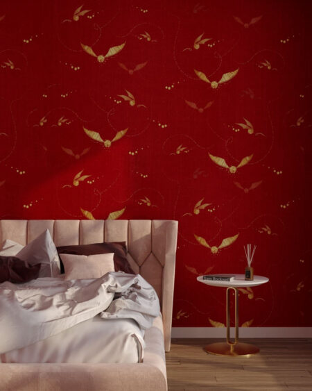 Kaufen Fototapeten Magic Snitch | 3d tapete schlafzimmer
