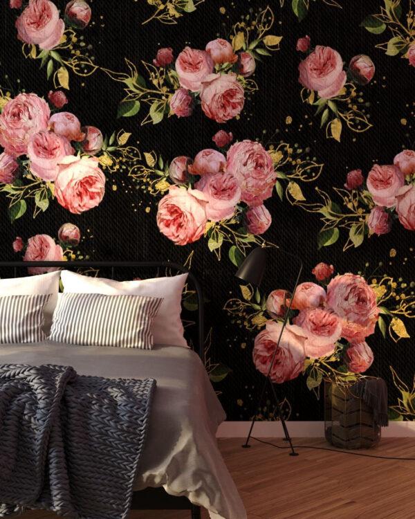 Design Fototapeten Bloom Pattern | fototapete natur