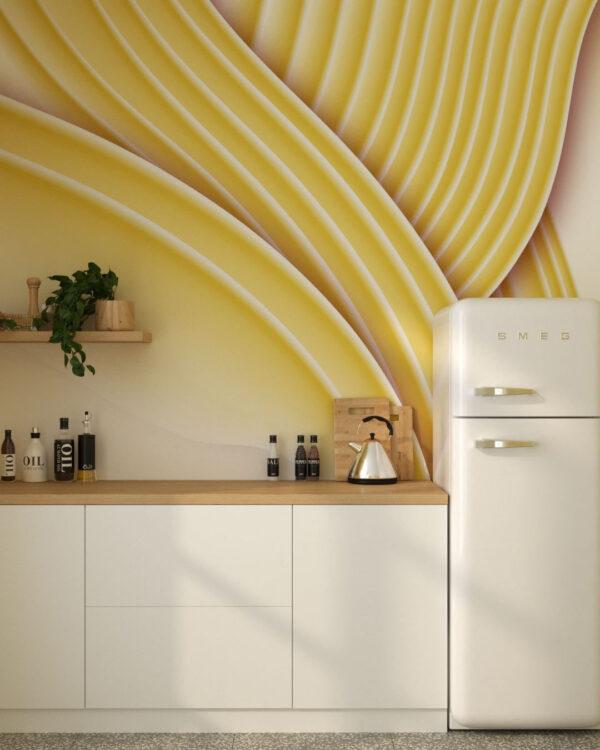 Fototapeten Plastic Pink | 3d tapete küche