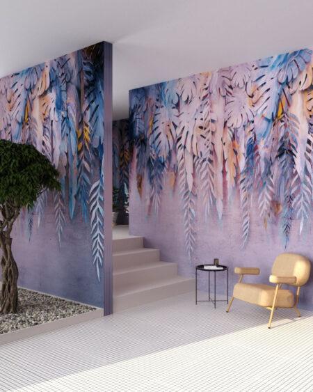 Design Fototapeten 3D Forest Soft | fototapete natur