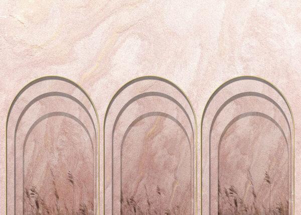 Kaufen Designer Fototapeten Glyph Arch Beispiel | 3d tapete