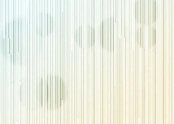 Kaufen Designer Fototapeten Glyph Circles Beispiel blau-gelber Farbverlauf | 3d tapete