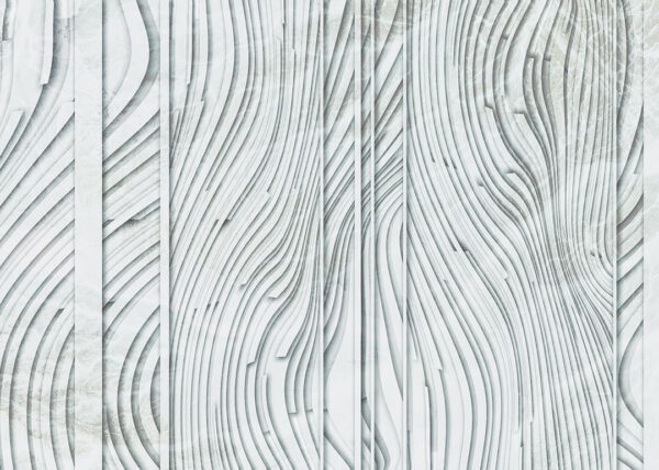 Kaufen Designer Fototapeten Glyph Grey Beispiel | 3d tapeten