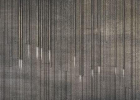 Kaufen Designer Fototapeten Glyph Brown Beispiel grau | 3d tapete