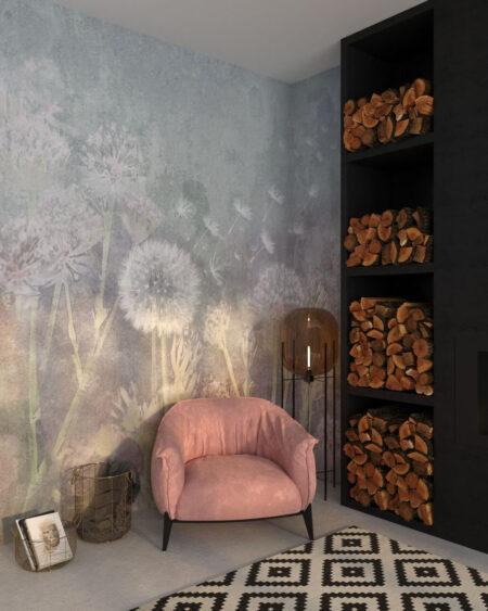 Fototapeten Watercolor Seeds | fototapete natur