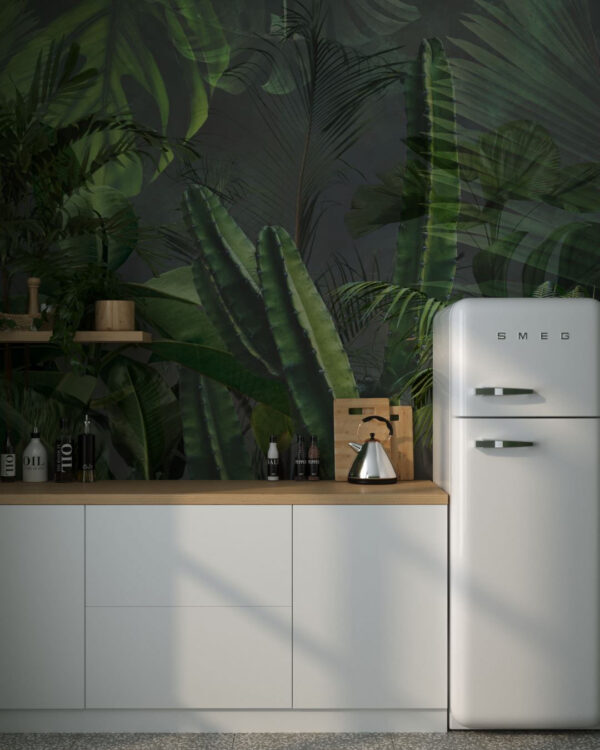 Design Fototapeten Armonia of the Sunrise Beispiel Blau | 3d tapete küche