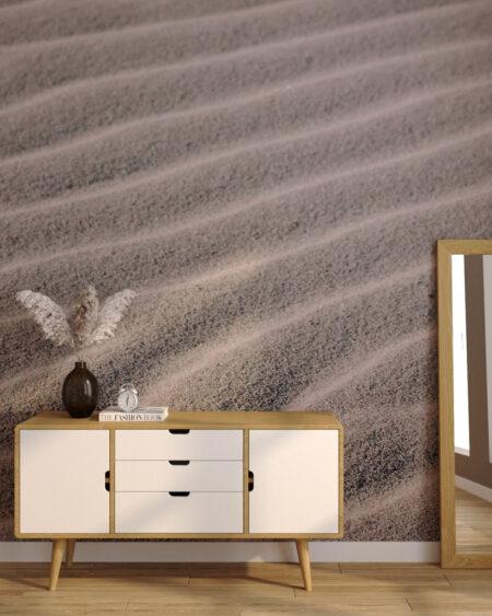 Designer Fototapeten Strutturato Sand Grizzly | 3d fototapete