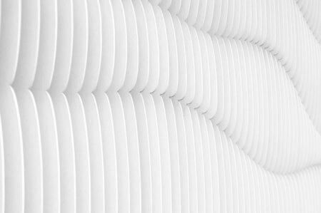 Kaufen Designer Fototapeten Strutturato Wooden Waves Beispiel Weiß | 3d tapete badezimmer