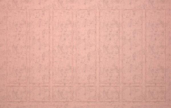Original Designer Fototapeten Contenido Gentle Beispiel Orangenpfirsich | 3d tapeten