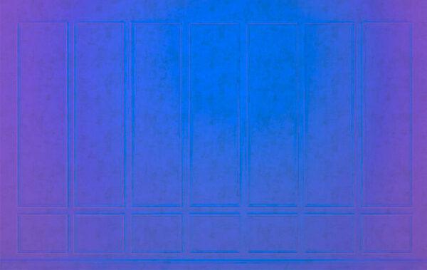 Kaufen Designer Fototapeten Contenido Neon Beispiel blauer Farbverlauf | 3d tapeten