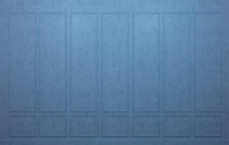 Kaufen Fototapeten Contenido Dark Beispiel blau | 3d tapete