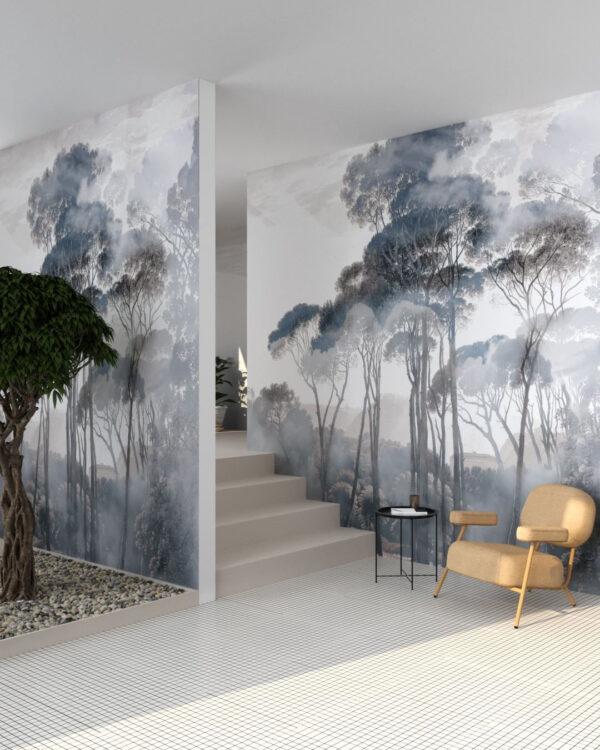 Kaufen Designer Fototapeten Armonia of the Forest | fototapete wald