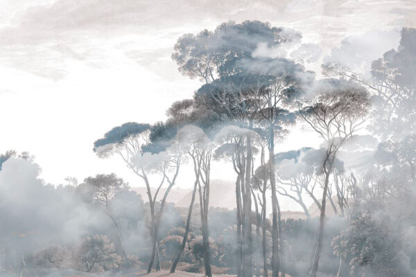 Kaufen Designer Fototapeten Armonia of the Forest Beispiel | fototapete wald