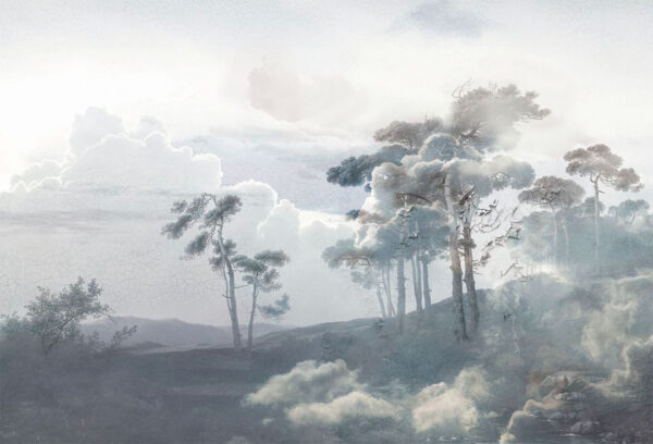 Design Fototapeten Armonia in the Сlouds Beispiel nature | 3d tapeten schlafzimmer