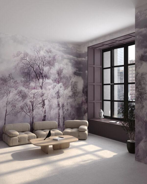 Design Fototapeten Armonia Pink | fototapete natur