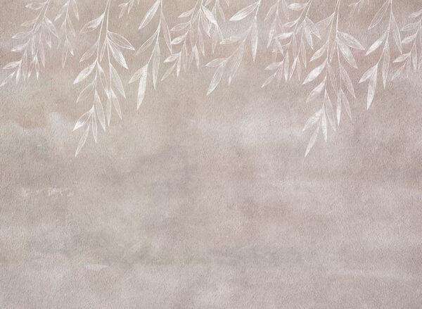 Fototapeten Textured Autumn Beispiel Grau   3d tapete küche