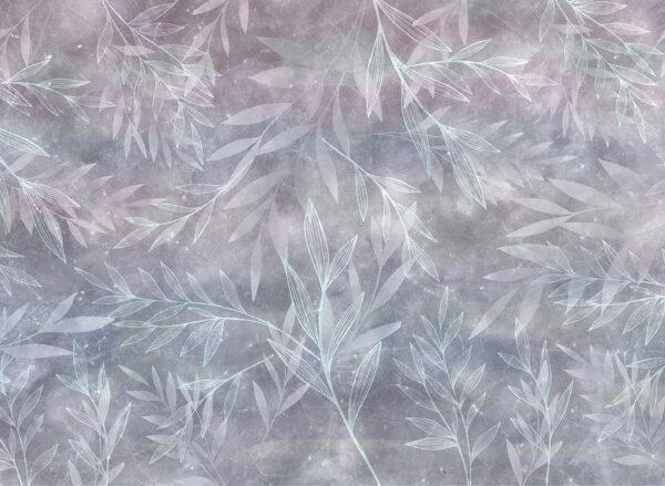 Design Fototapeten Textured Fall Beispiel grau   fototapete natur