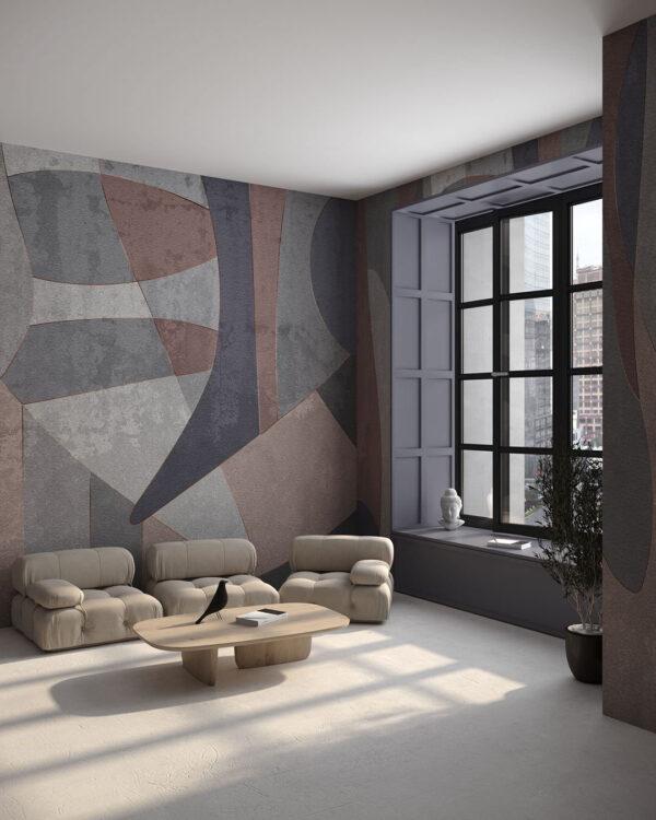 Kaufen Designer Fototapeten Geometry Surface | 3d tapete