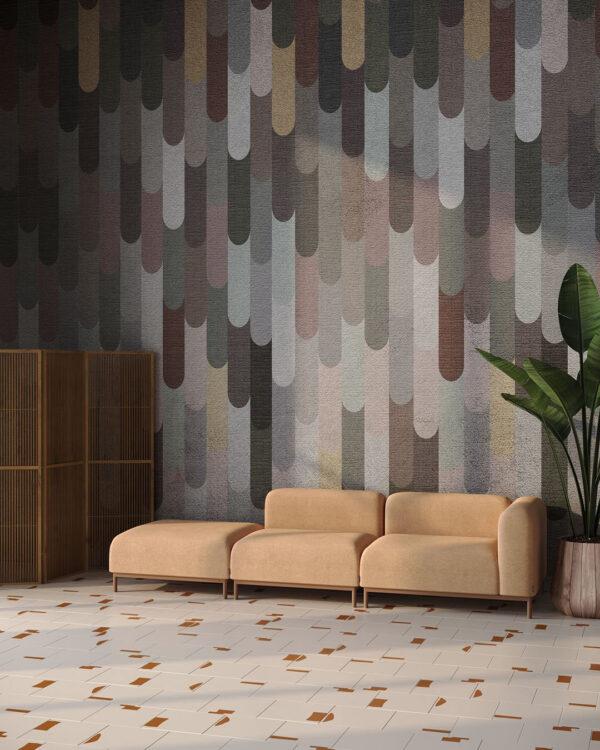 Kaufen Designer Fototapeten Drop Deco Plain | 3d tapete Wohnzimmer