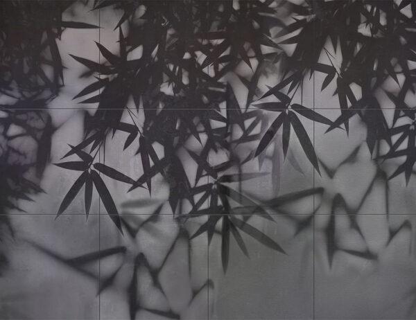 Fototapeten Looming Dark Biespiel Standard mit Mesh | 3d tapete
