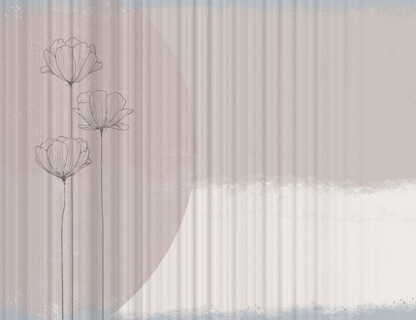 Kaufen Designer Fototapeten Bliss Beispiel Wellen überall | 3d tapete