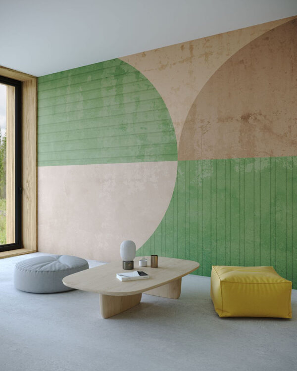 Kaufen Designer Geometrie Fototapeten Curiosite | 3d tapete