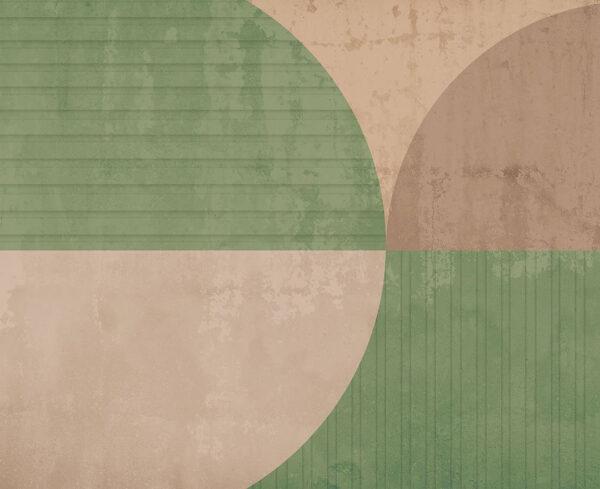 Kaufen Designer Geometrie Fototapeten Curiosite Beispiel| 3d tapete