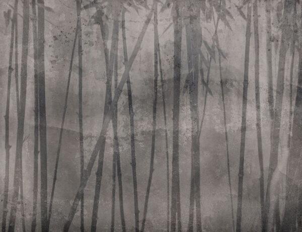 Design Fototapeten Behind Summer Beispiel grau | fototapete natur