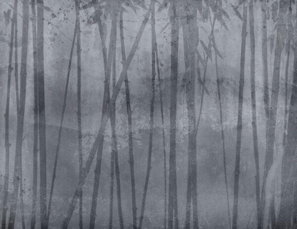 Design Fototapeten Behind Summer Beispiel grau blau | fototapete natur