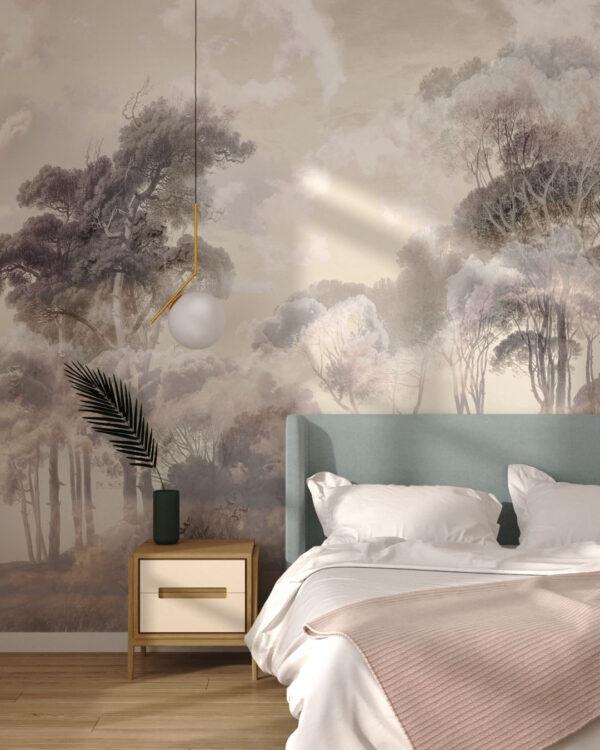 Designer Fototapeten Armonia of the Sunset | 3d tapete