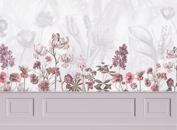 Kaufen Designer Fototapeten Garden Panels Beispiel Sahne | 3d wandtapete